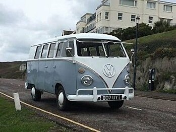 1962 Volkswagen Vans for sale 100891821